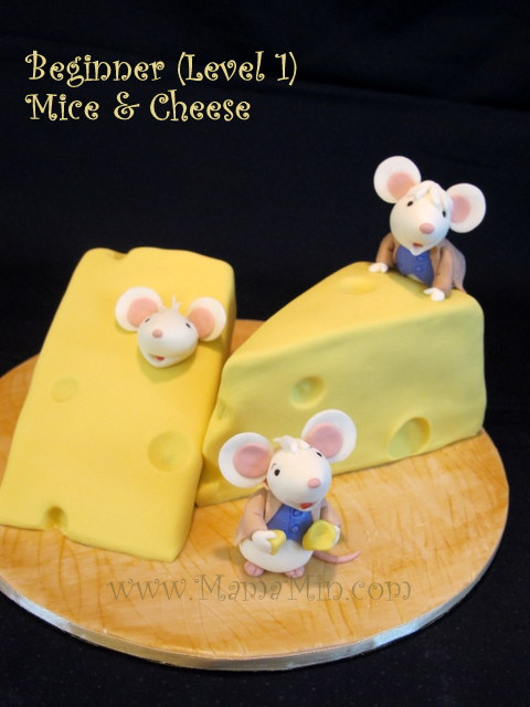 Beginner (Level 1):  Mice & Cheese